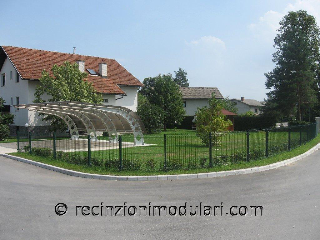 Recinzioni modulari recinzioni modulari - Recinzioni giardini privati ...