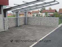 Gabbioni 3 - garage e tetto, posto auto