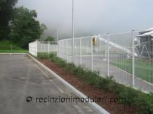 Recinzioni modulari 6 - impianti industriali, pannelli, parcheggio